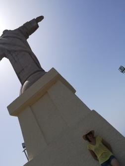 Cristo Rei, Garajau